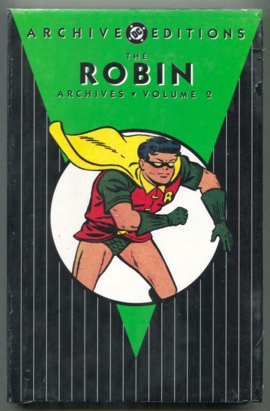 Robin Archive Edition Volume 2 hardcover- sealed