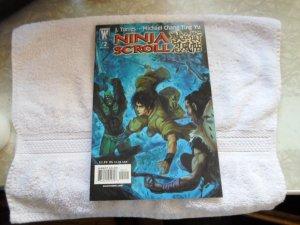06 WINDSTORM COMICS NINJA SCROLL # 2