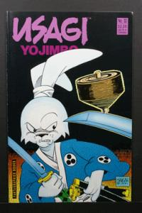 Usagi Yojimbo #32 Fantagraphics February 1992