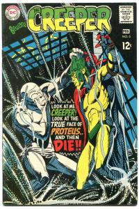 Beware The Creeper #5 1969-HIGH GRADE-NICE! VF