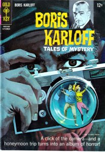 Boris Karloff's Tales of Mystery # 15