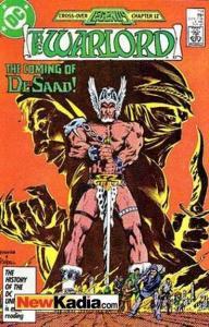 Warlord (1976 series) #114, NM- (Stock photo)