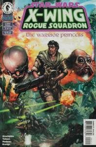 Star Wars: X-Wing Rogue Squadron #14 FN; Dark Horse | save on shipping - details