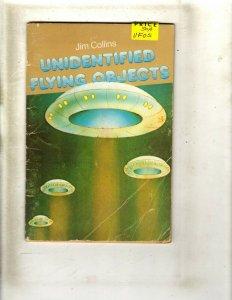 2 Books Unidentified Flying Objects Yippee, Kiyi and Whoa Boy JL5