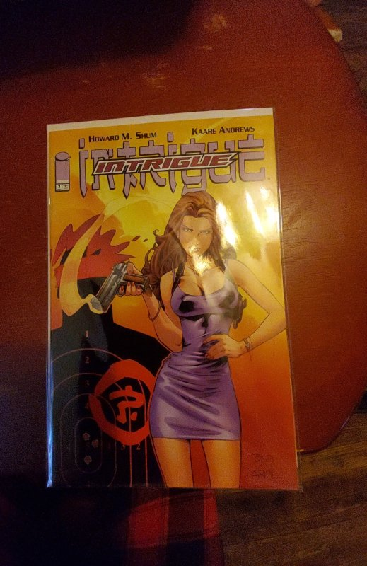 Intrigue #2 (1999)