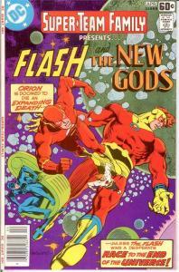 SUPER TEAM FAMILY 15 VF-NM April 1978 New Gods COMICS BOOK