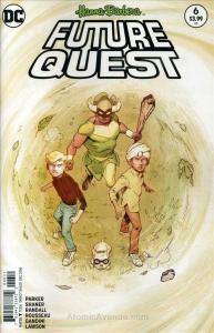 Future Quest #6 VF/NM; DC | save on shipping - details inside