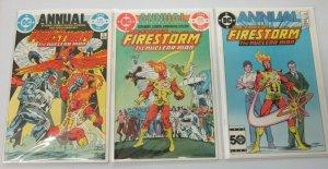 Firestorm ANN:#1-3 8.5 VF+ (1982-84)