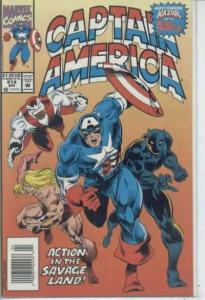 Captain America (1968 series) #414, NM- (Stock photo)