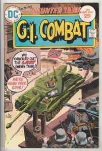 G.I. Combat #176 (Mar-75) NM- High-Grade The Haunted Tank
