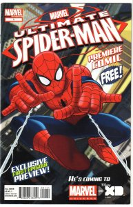 Ultimate Spider-Man Premiere Comic   #1 FN