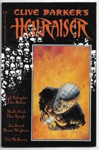Clive Barker's Hellraiser #1 TPB (VF-NM)