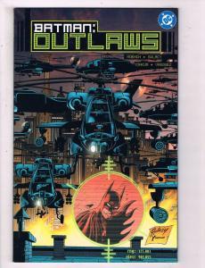Batman Outlaws Book # 1 Of 3 VF 1st Print DC Comic Book Graphic Novel Ser JH7