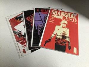 Shanghai Red 1-4 Nm Near Mint Image Comics