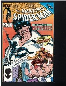 Amazing Spider-Man #273 (Marvel, 1986)