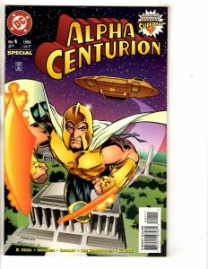 7 Superman DC Comics Centurion 1 Plus Legion 1 JLX King Legacy Toyman 80 PG PP15