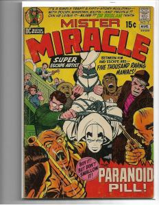 MISTER MIRACLE #3 - GD - 1ST APP DR BEDLAM - KIRBY FOURTH WORLD BRONZE AGE KEY