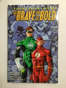 Flash Green Lantern The Brave And The Bold Tpb Softcover Sc Near Mint Dc Comics