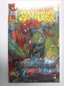 Spider-Man Maximum Clonage Omega (1995) #1 - 9.4 - 1995