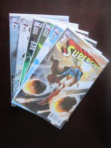 Supergirl (2011 5th Series) #1-6 - 9.0 - 2011