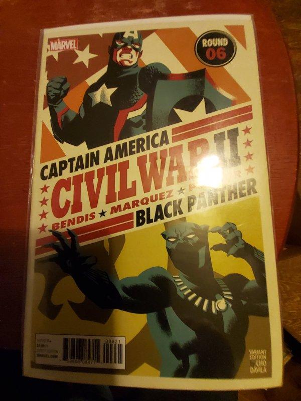 Civil War II #06 (2016)