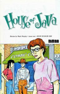 House of Java (2nd series) #1 VF/NM; NBM | save on shipping - details inside