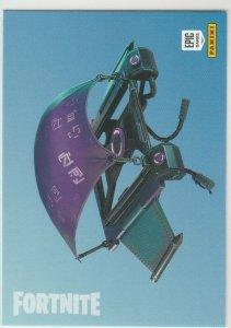 Fortnite Dark Glyph 135 Uncommon Glider Panini 2019 trading card series 1