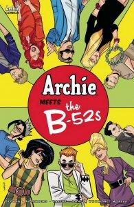 ARCHIE MEETS B-52S (2019 ARCHIE) #1 VARIANT CVR D EISMA PRESALE-02/19
