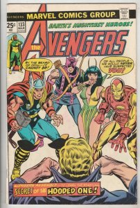 Avengers, The #133 (Mar-75) FN/VF Mid-High-Grade Avengers