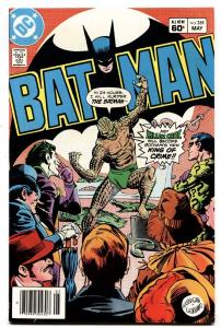 Batman #359-KILLER CROC-Mark Jewelers variant-comic book