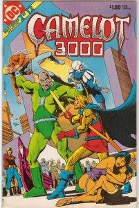 DC Comics! Camelot 3000 #2!
