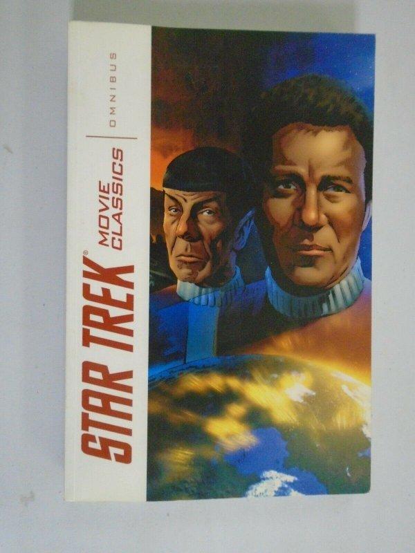 Star Trek Movie Classics Omnibus TPB SC 6.0 FN (2011 IDW)