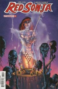 RED SONJA #7, VF/NM, She-Devil, Sword, Mel Rubi, E Variant, 2017, more  in store