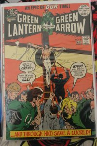 Green Lantern #89(DC, 1972) Condition VF-