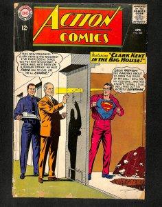 Action Comics #323