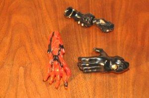 MARVEL LEGENDS BAF Venom Carnage Parts Lot Arms Leg Rhino Warlock Spider-Man
