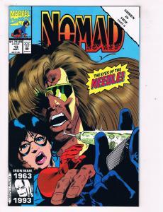 Nomad #13 VG/FN Marvel Comics Comic Book May 1993 DE40 AD14