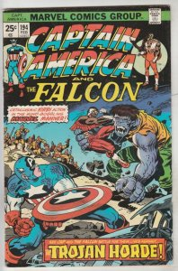 Captain America #194 (Feb-76) NM- High-Grade Captain America