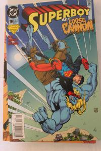 Superboy 16 NM
