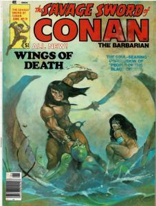 Savage Sword of Conan (1974 Magazine) #19 - FINE or Better