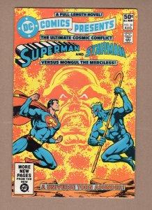 DC Comics Presents #36 (1981)