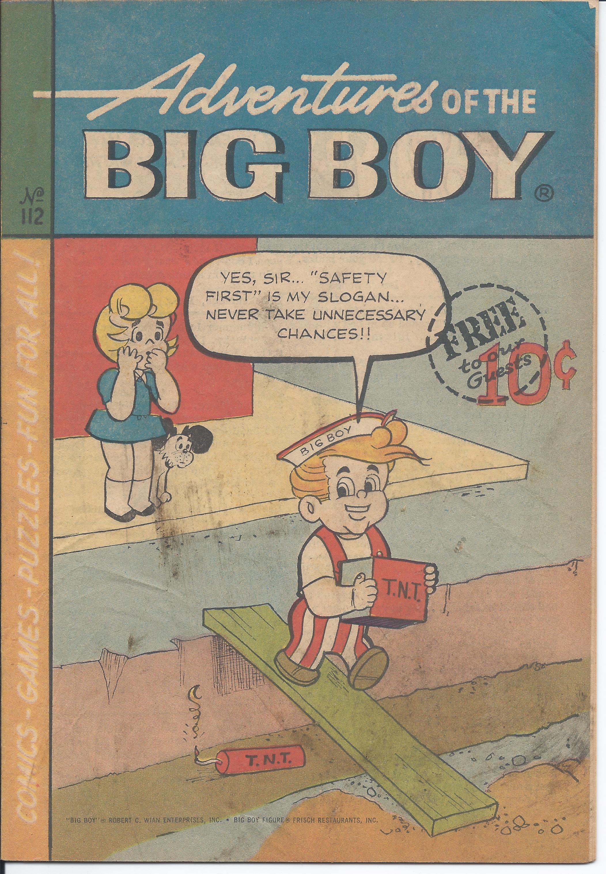 Big Boy Comics