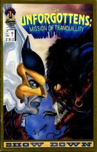 Unforgottens: Mission of Tranquility #4 VF/NM; Trinity | save on shipping - deta