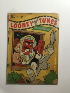 Looney Tunes 121 Good Gd 2.0 Water Damage Dell Publishing