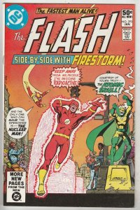 Flash, The #293 (Jan-81) NM- High-Grade Flash