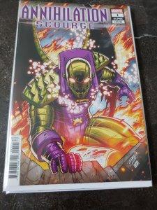 Annihilation Scourge Alpha #1 (Ron Lim Var) Marvel Comics
