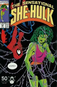 Sensational She-Hulk, The #29 VF/NM; Marvel | save on shipping - details inside