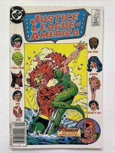Justice League Of America 242