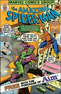 Exclusive Collectors' Edition: Spider-Man #2 FN; Marvel   save on shipping - det