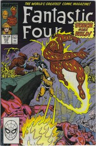 Fantastic Four #313